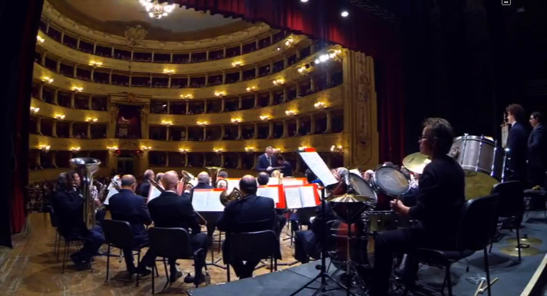 Famiglia Comasca - Concerto di Capodanno 2016