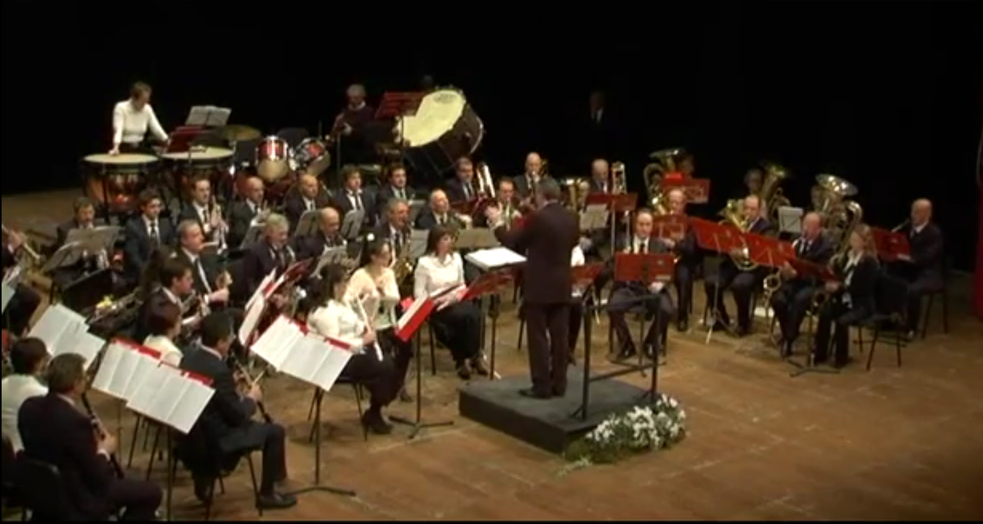 Concerto di Capodanno Auguri 2012 Famiglia Comasca